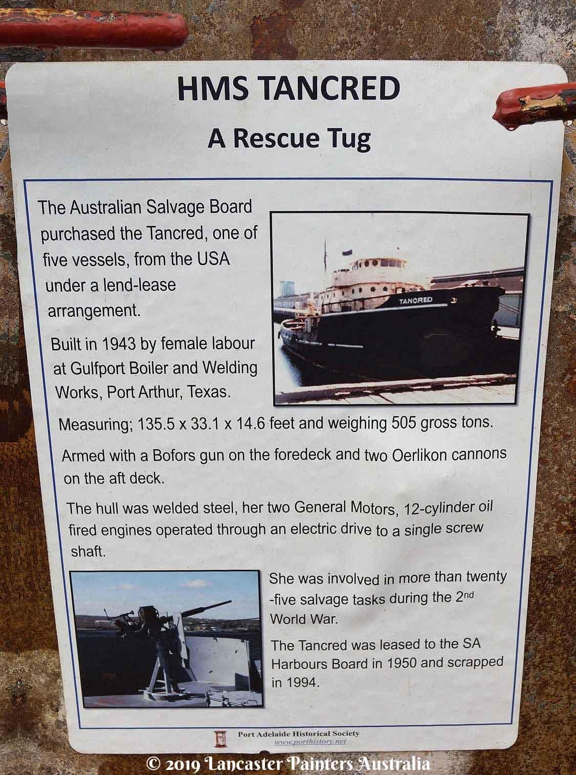 HMS Tancred