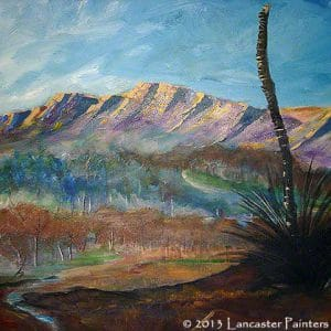 Beautiful Flinders Ranges Art