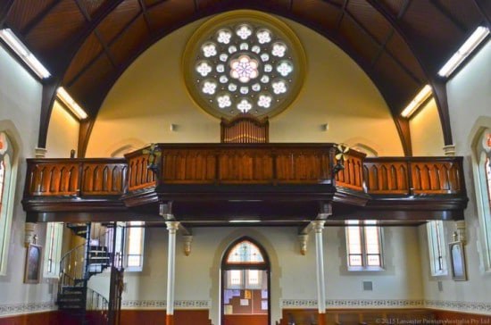 Church Heritage Portfolio