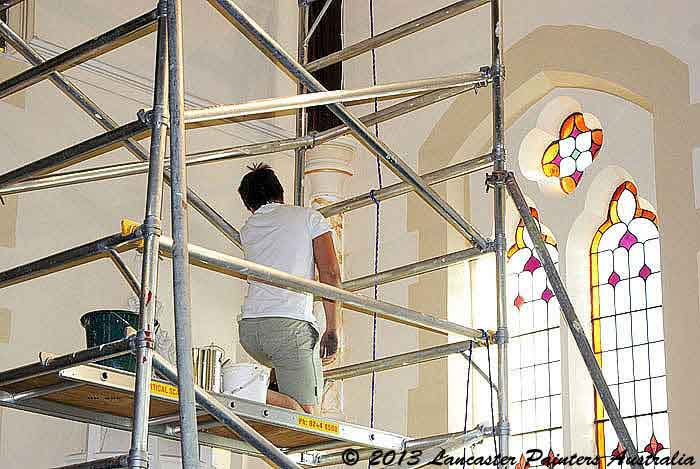 Heritage Projects of Churches. Church Heritage Projects