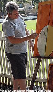 Gary Lancaster Traditional Heritage Skills Presentation