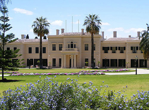 Government House, Adelaide SA