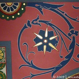 Heritage Ceiling Designs Motifs