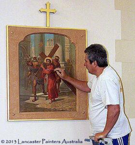 Heritage Church Art Conservation - Restoration - Reconstruction