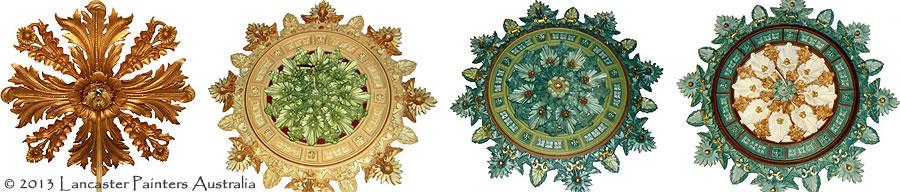 Northampton Decorative Ceiling Roses