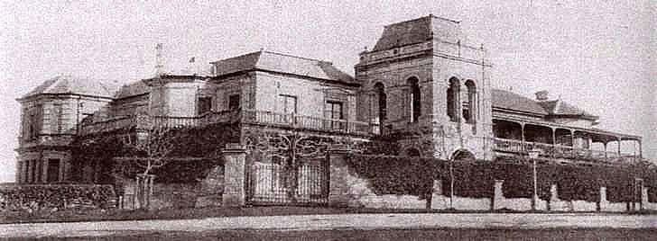 Auchendarroch House