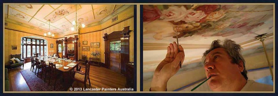 Heritage Painters Melbourne Heritage Projects