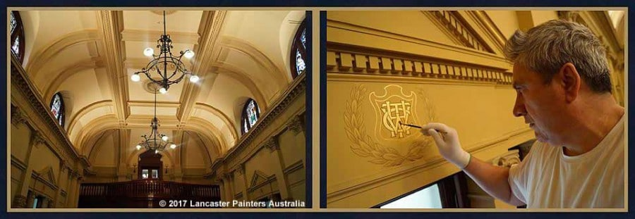 Heritage Painters Sydney Heritage Projects