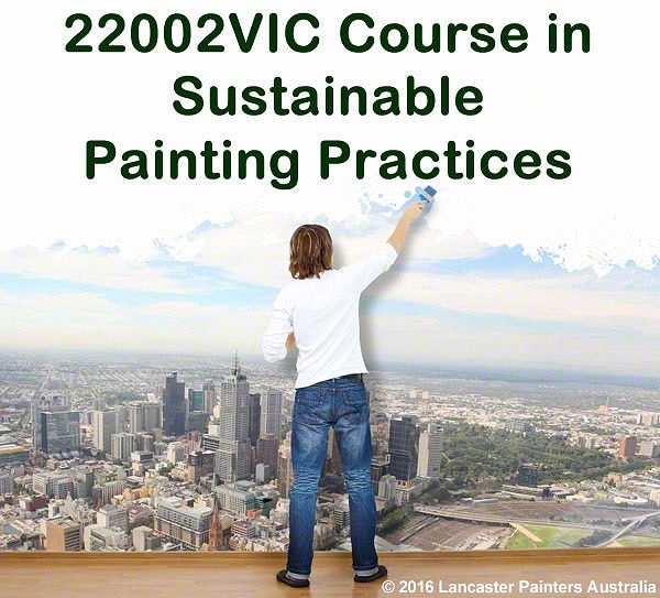 Sustainable Painting Practices