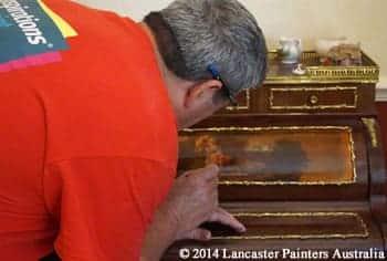 Heritage Painters Sydney Professional Furniture Conservation Restoration Service
