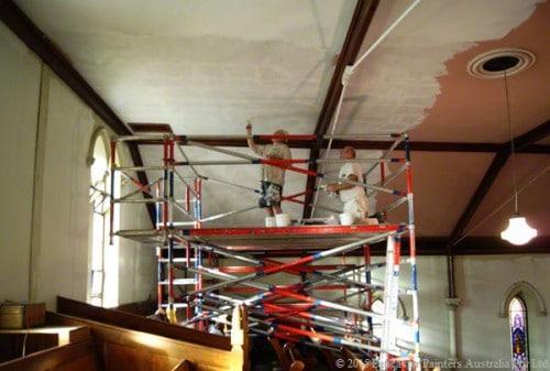 Heritage Preparation & Repaint