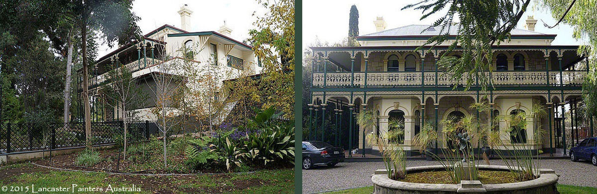 Heritage Residential House Painters Heritage Painting Adelaide Sydney Melbourne
