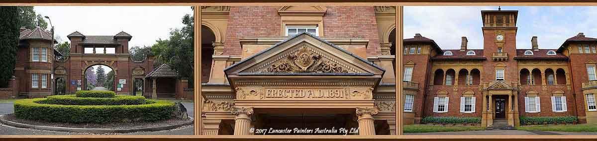 Historic Rivendell Great Hall