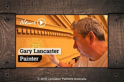 Lancaster Painters Australia Traditional Heritage Projects