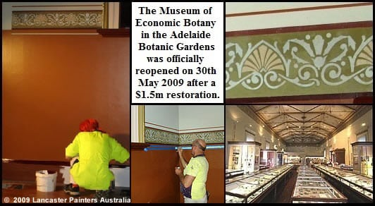 Museum of Economic Botany Heritage Restoration