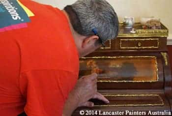 Heritage Furniture Restoration Conservation Service Tasmania