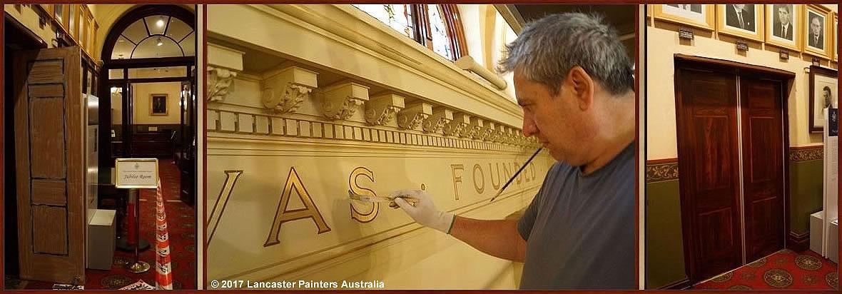 Professional Heritage Painters Sydney