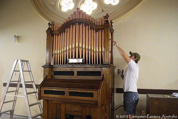 Professional Pipe Organ Heritage Conservation Restoration Reconstruction