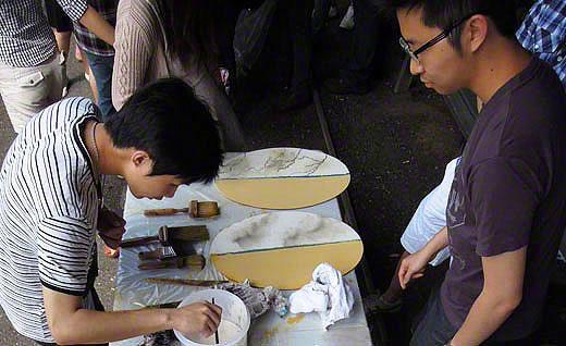 Traditional Heritage Skills Training