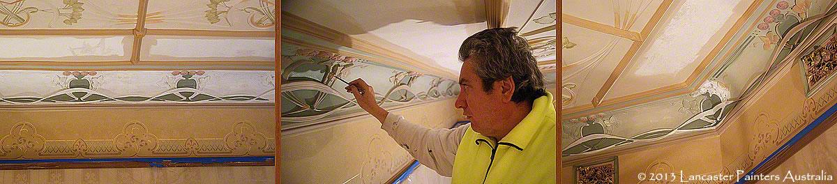 Progressive Painting & Decorating Reconstruction Work