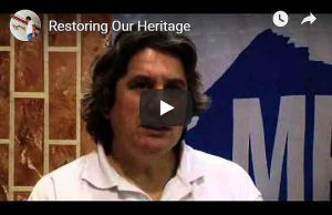 Restoring Our Heritage Skills Youtube Video