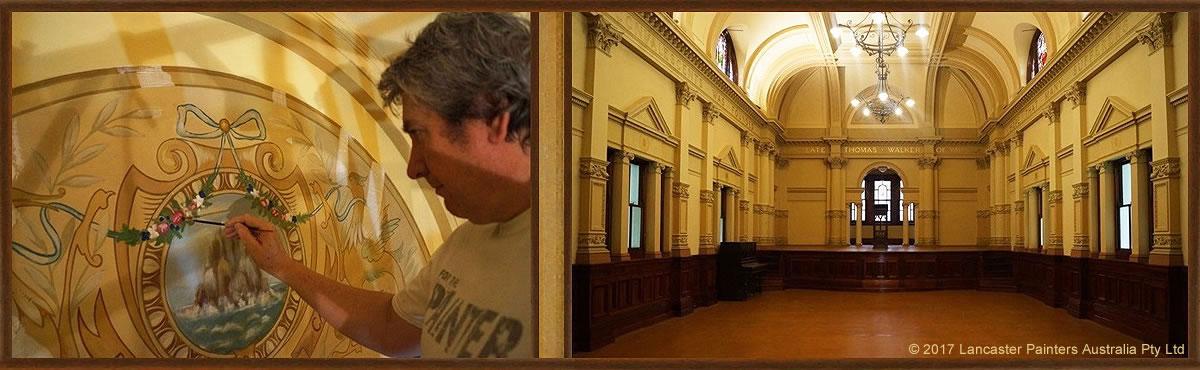Rivendell Great Hall Heritage Conservation - Restoration
