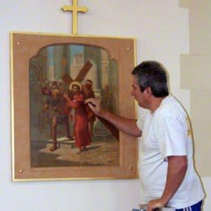 Church Art Conservation