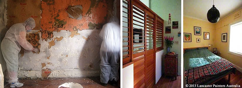 Heritage Lead Paint Removal & Repaint