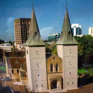 St Johns Cathedral Parramatta