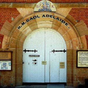 The Old Adelaide Gaol