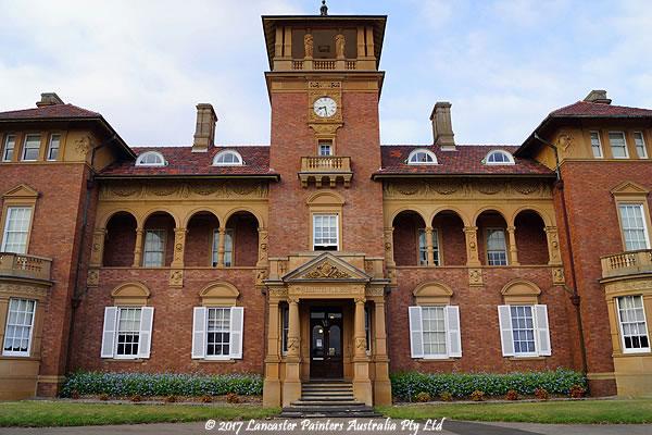 Thomas Walker Estate Concord West Hospital