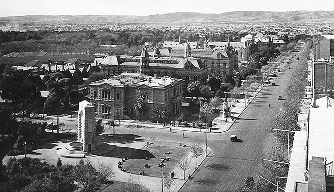 Heritage Conservation Adelaide SA