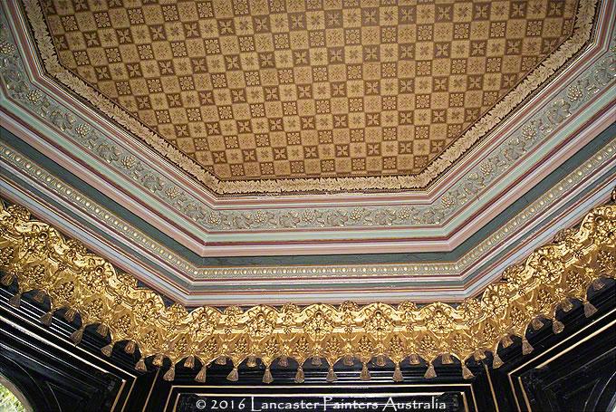 Heritage Wallpaper Restoration Service